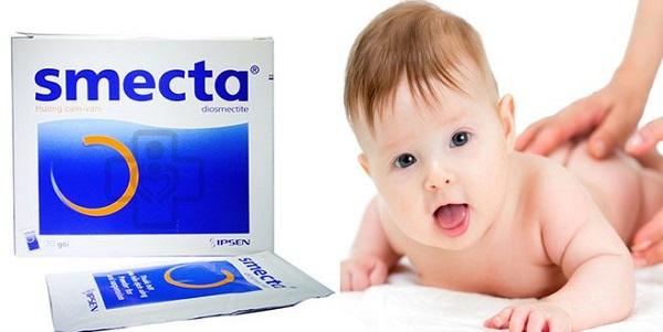 smecta là thuốc gì và công dụng của smecta
