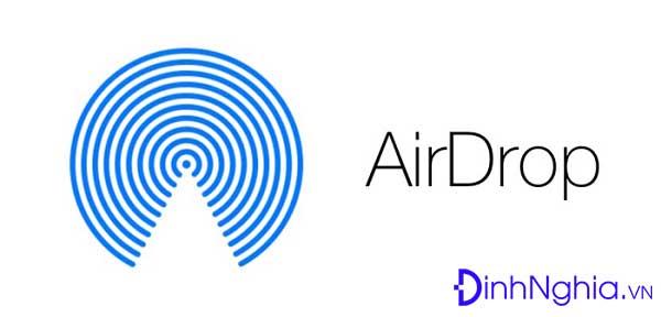 airdrop là gì trong không gian điện tử