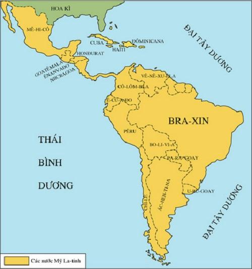 đặc điểm các phong trào đấu tranh khu vực châu phi và khu vực mĩ latinh