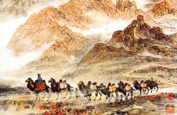 con đường tơ lụa là gì và có điểm gì đặc biệt trên con đường huyền thoại này