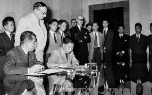 nội dung hiệp định giơnevơ 1954