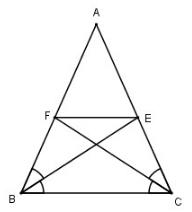 phương pháp chứng minh hình thang cân