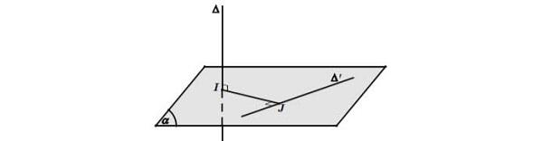 khoảng cách giữa 2 đường thẳng và các dạng bài tập