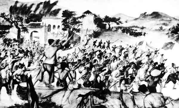phong trào dân tộc dân chủ ở việt nam từ năm 1919 đến năm 1925 và hình ảnh minh họa