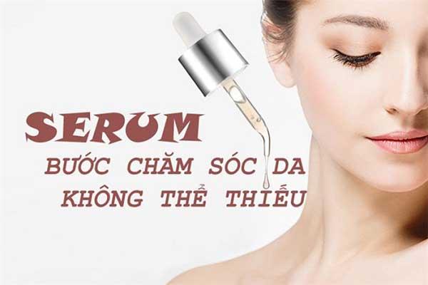 tìm hiểu khái niệm serum là gì