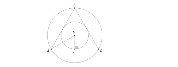 tâm đường tròn ngoại tiếp tam giác và bán kính đường tròn ngoại tiếp của tam giác