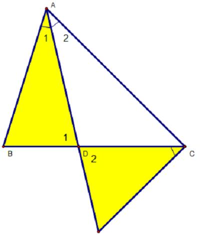 phương pháp chứng minh tam giác đồng dạng