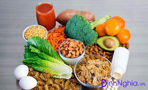 bệnh tăng tiểu cầu nên ăn gì và kiêng gì