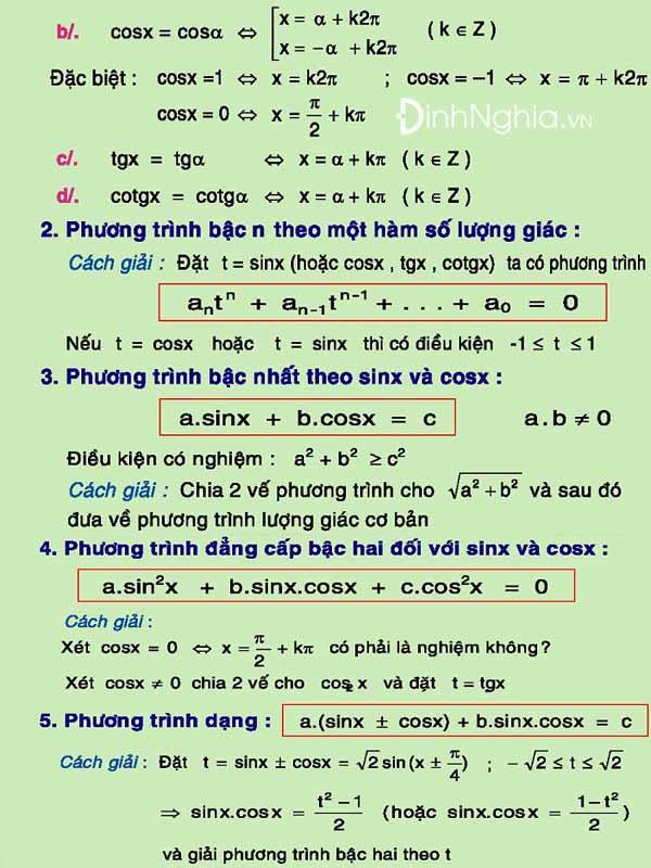 toàn bộ công thức toán 12 và hình anh 8
