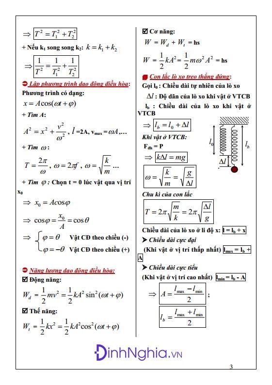 công thức vật lý 12 hình anh 3
