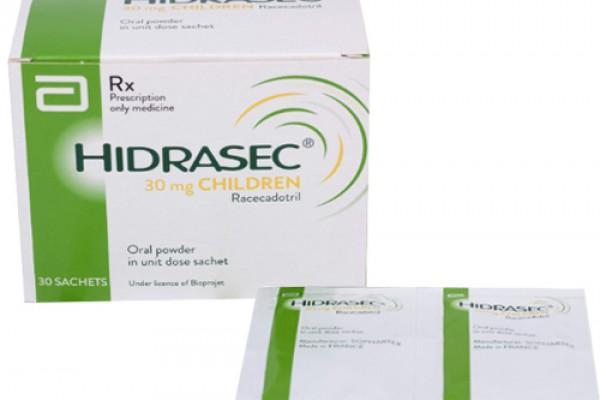 tìm hiểu hidrasec là thuốc gì