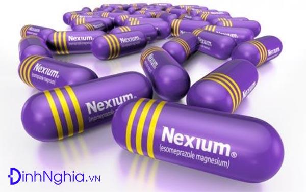 nexium là thuốc gì và những tác dụng của nexium