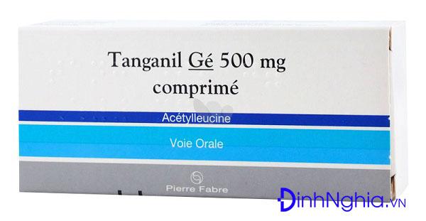 tanagel là thuốc gì và thuốc tanganil 500mg