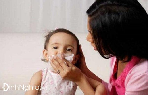 tăng bạch cầu đối với trẻ em