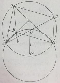 tính chất trực tâm và các dạng toán điển hình
