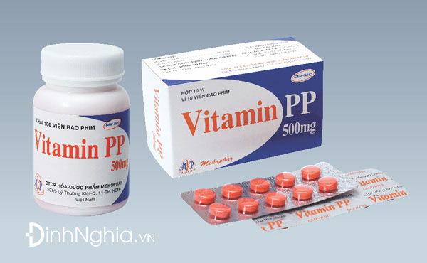 tìm hiểu vitamin pp là gì