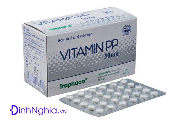 nguyên nhân thiếu vitamin pp là gì