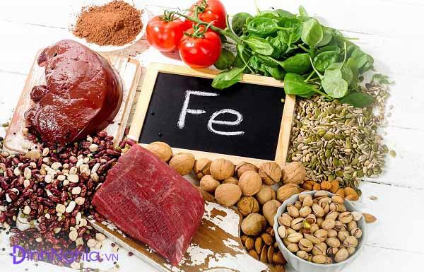 bệnh tăng hồng cầu và thực phẩm làm tăng hồng cầu trong máu