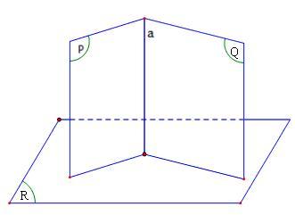 ví dụ hai mặt phẳng vuông góc