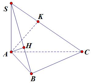 bài tập hai mặt phẳng vuông góc