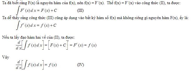 phương pháp đổi biến số và quy tắc tích phân