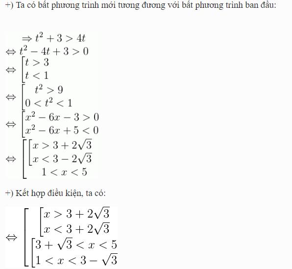 kiến thức cần nhớ về phương trình chứa căn