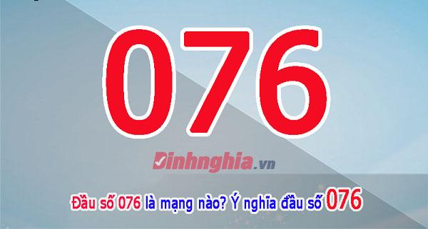 tìm hiểu đầu số 076 là mạng gì