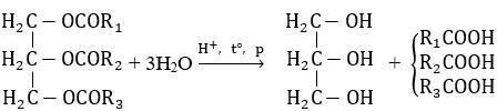 các dạng bài tập este lipit trong đề thi đại học