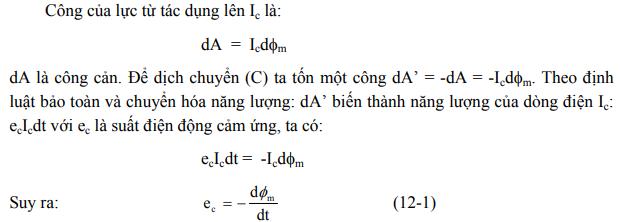 hiện tượng cảm ứng điện từ là gì và định luật cơ bản hình ảnh 2