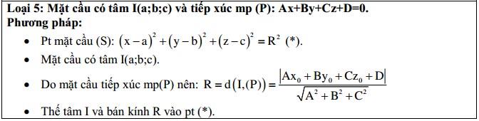 một số bài tập phương pháp tọa độ trong không gian