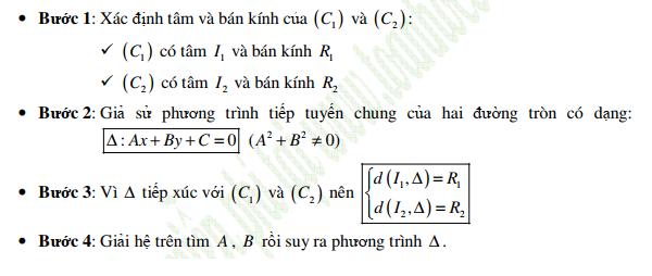 phương pháp tọa độ trong mặt phẳng và hình anh 11