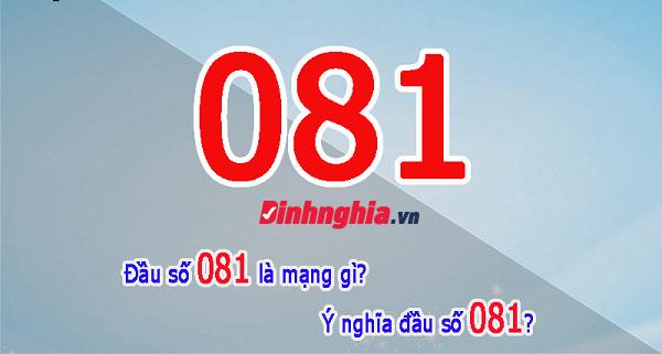 081 là mạng gì và ý nghĩa đầu số 081