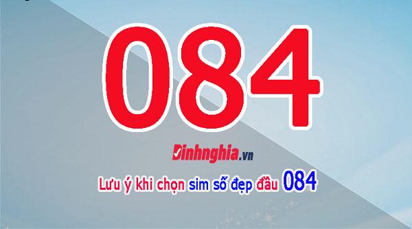 084 là mạng gì và ý nghĩa như nào