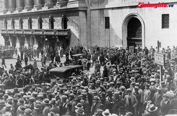 hậu quả của cuộc khủng hoảng kinh tế 1929 đến 1933