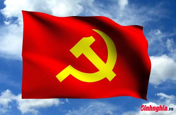 biểu tượng hoạt động của đông dương cộng sản liên đoàn
