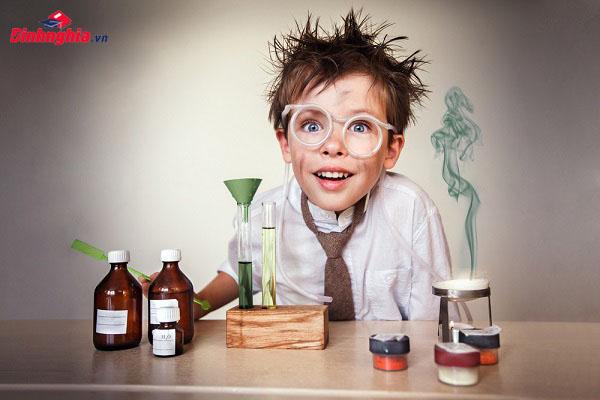 phương pháp nhận biết các chất hóa học