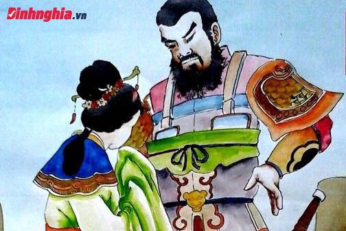 phân tích nhân vật Từ Hải trong Chí khí anh hùng