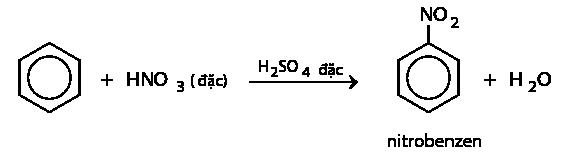 hidrocacbon tác dụng với axit nitric