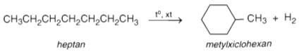 hidrocacbon là gì và điều chế xicloankan