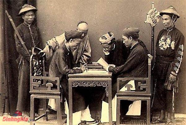nội dung hiệp ước quý mùi 1883