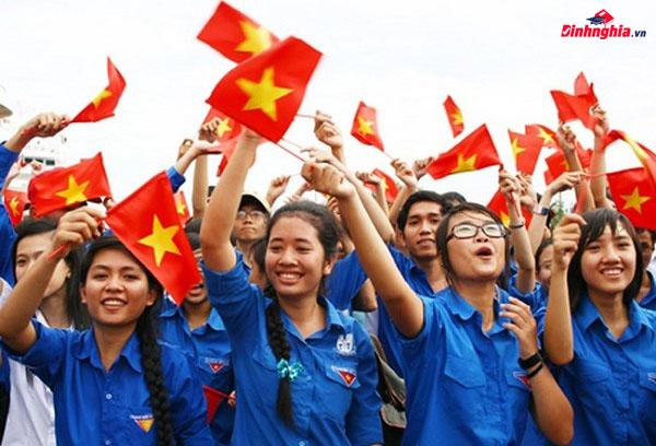 nghị luận về lòng yêu nước của thanh niên trẻ hiện nay