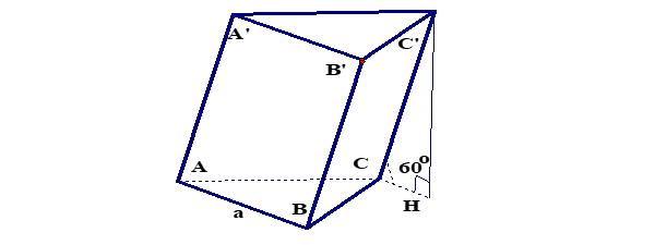 ví dụ cách tính thể tích hình lập phương