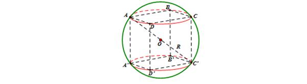 ví dụ về cách tính thể tích hình quạt cầu
