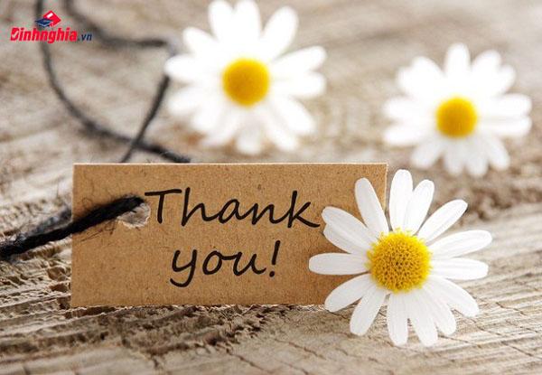 lời cảm ơn là gì và nghị luận về lời cảm ơn