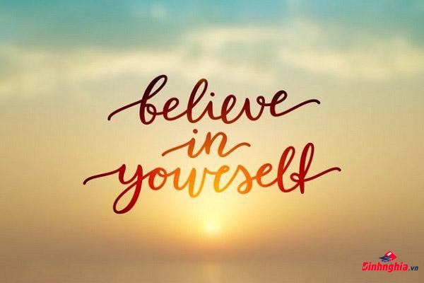 tìm hiểu khái niệm niềm tin là gì và nghị luận về niềm tin