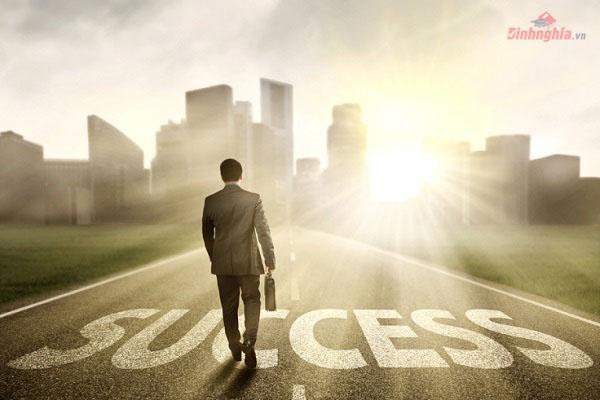 nghị luận về thành công và con đường đến với thành công