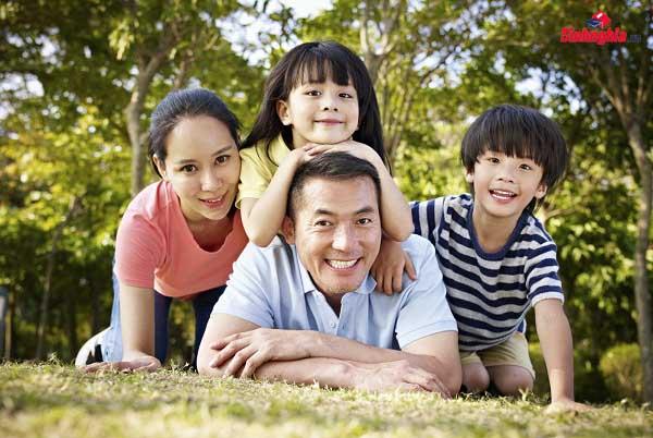khái niệm gia đình là gì và nghị luận về tình cảm gia đình