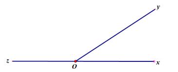 định nghĩa hai góc kề bù là gì