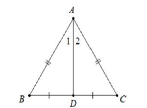 tính chất đường phân giác trong tam giác đặc biệt
